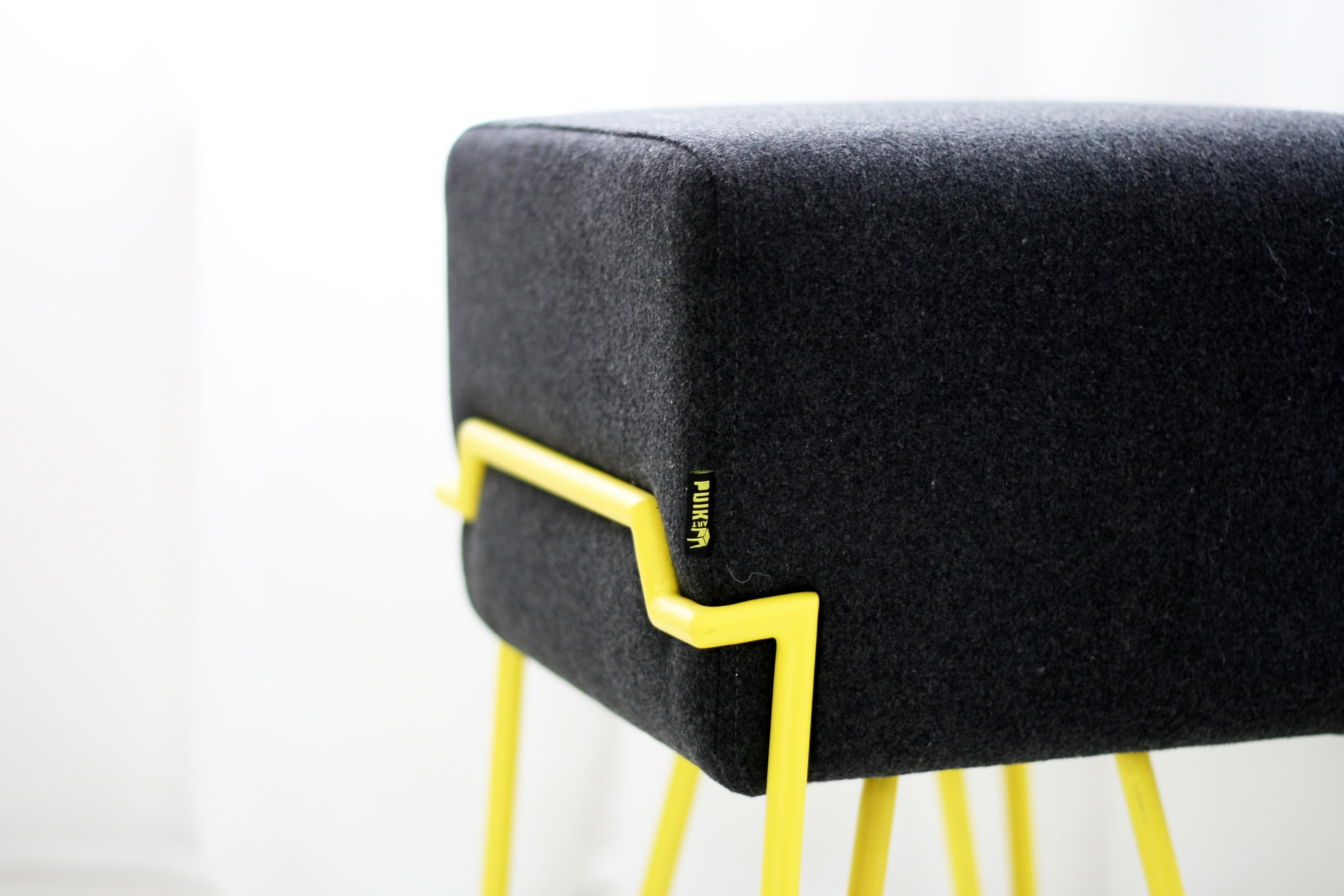 Bokk - Yellow-Darkgrey Setting 6