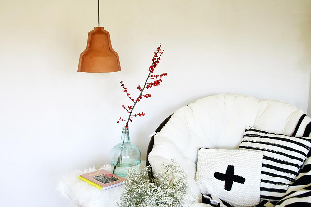 Leren Lamp - Setting 6