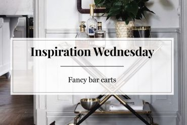 fancy bar carts