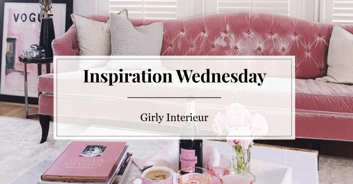 Interieur Kaptafel Styling : Inspiration wednesday girly interieur furnlovers