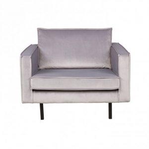 be-pure-fauteuil-rodeo-velvet-kleur-lichtgrijs-bepurehome