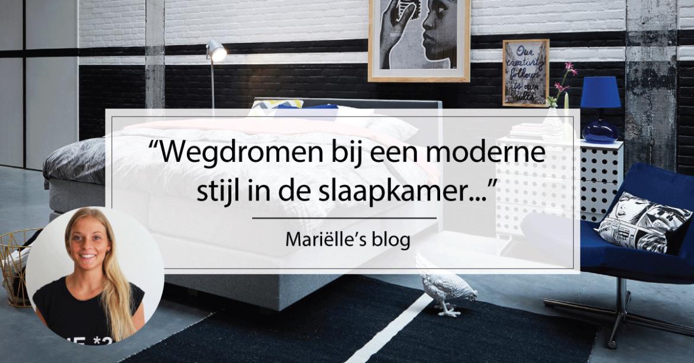Wegdromen bij een moderne stijl in de slaapkameru2026 furnlovers.nl
