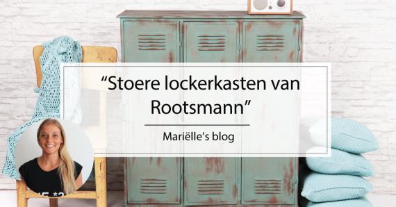 Marielle voor Rootsmann