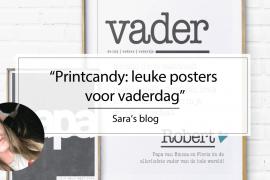 Sara voor Print & Candy