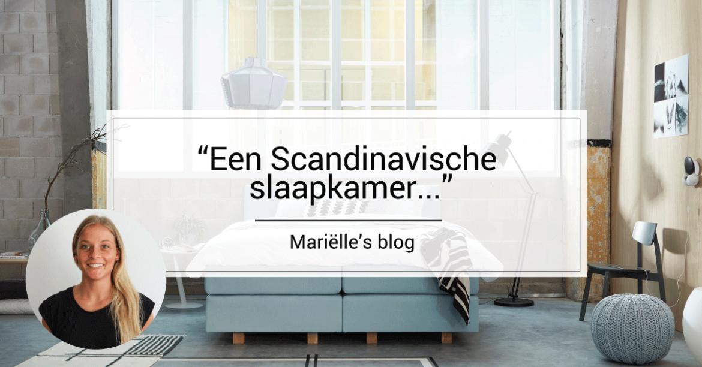 Een Scandinavische slaapkamer… | Furnlovers.nl