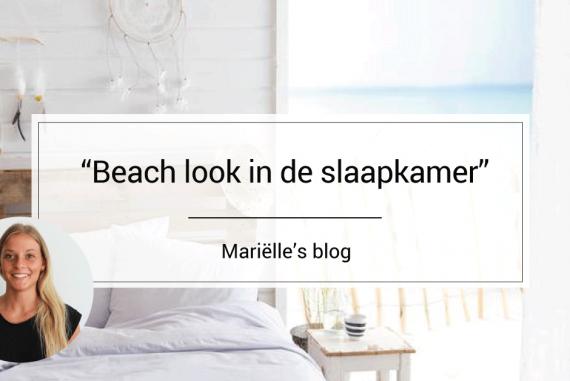 Beach look in de slaapkamer | Furnlovers.nl