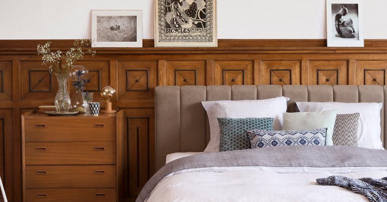 Woonideeen Slaapkamer Paars : Klassieke stijl in de slaapkamer furnlovers
