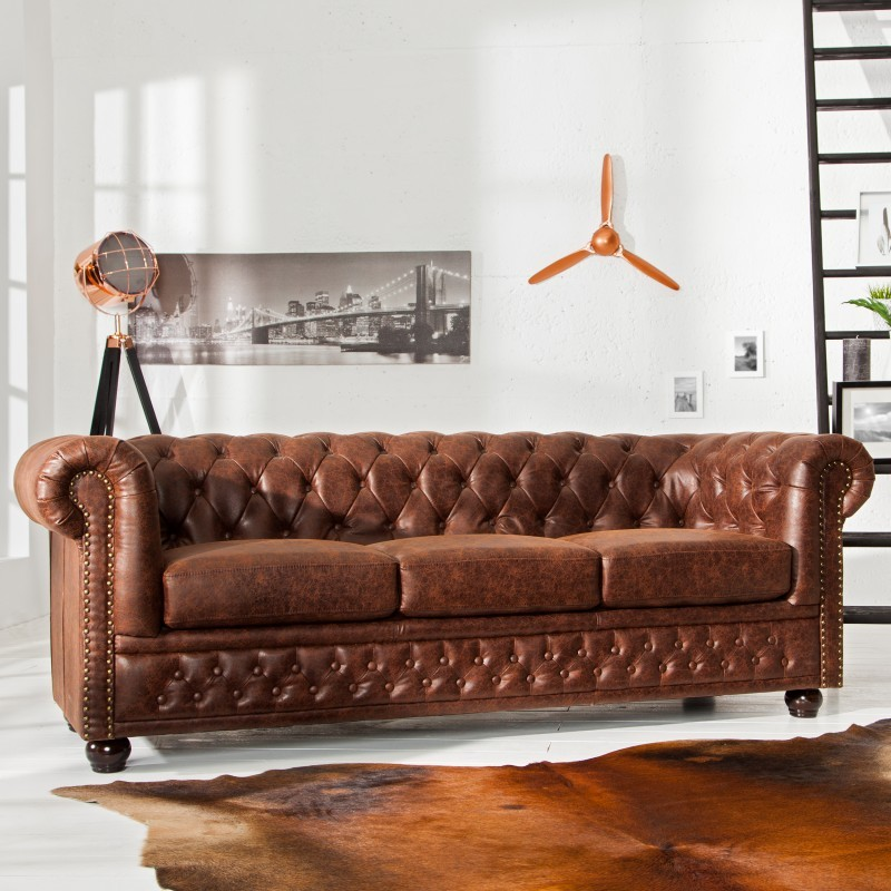 Banken in de Chesterfield stijl | Furnlovers.nl