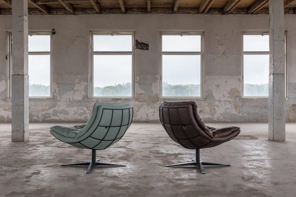 Een fauteuil in je woonkamer for Industrieel fauteuil