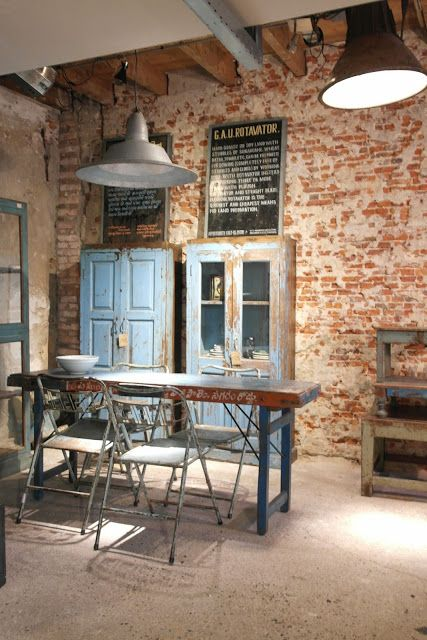 Wonen in een industriële loft | Furnlovers.nl