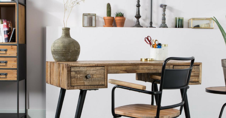 Hoe krijg je een industriële look in huis? | Furnlovers.nl