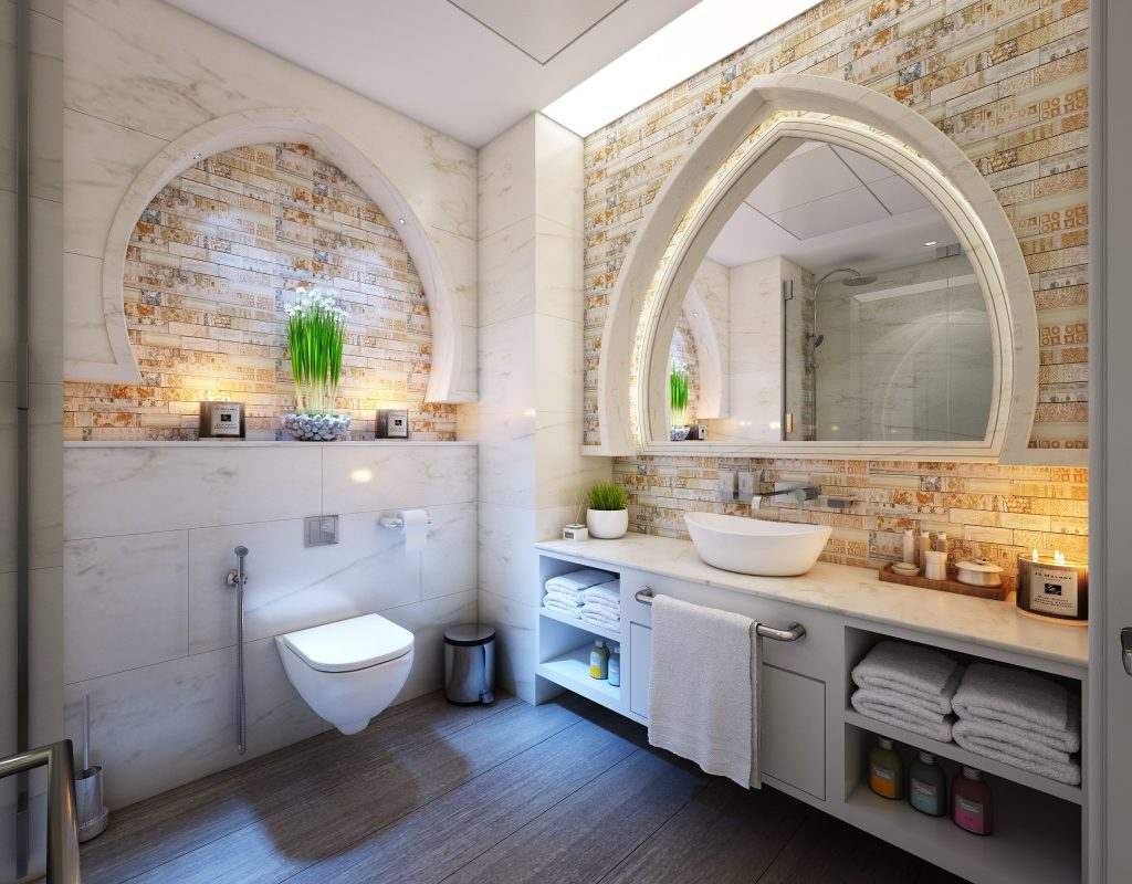 Een comfortabele badkamer   Furnlovers.nl