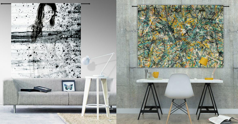 Wanddecoratie Met Licht : Kant en klare gordijnen online door beste wanddecoratie licht roze