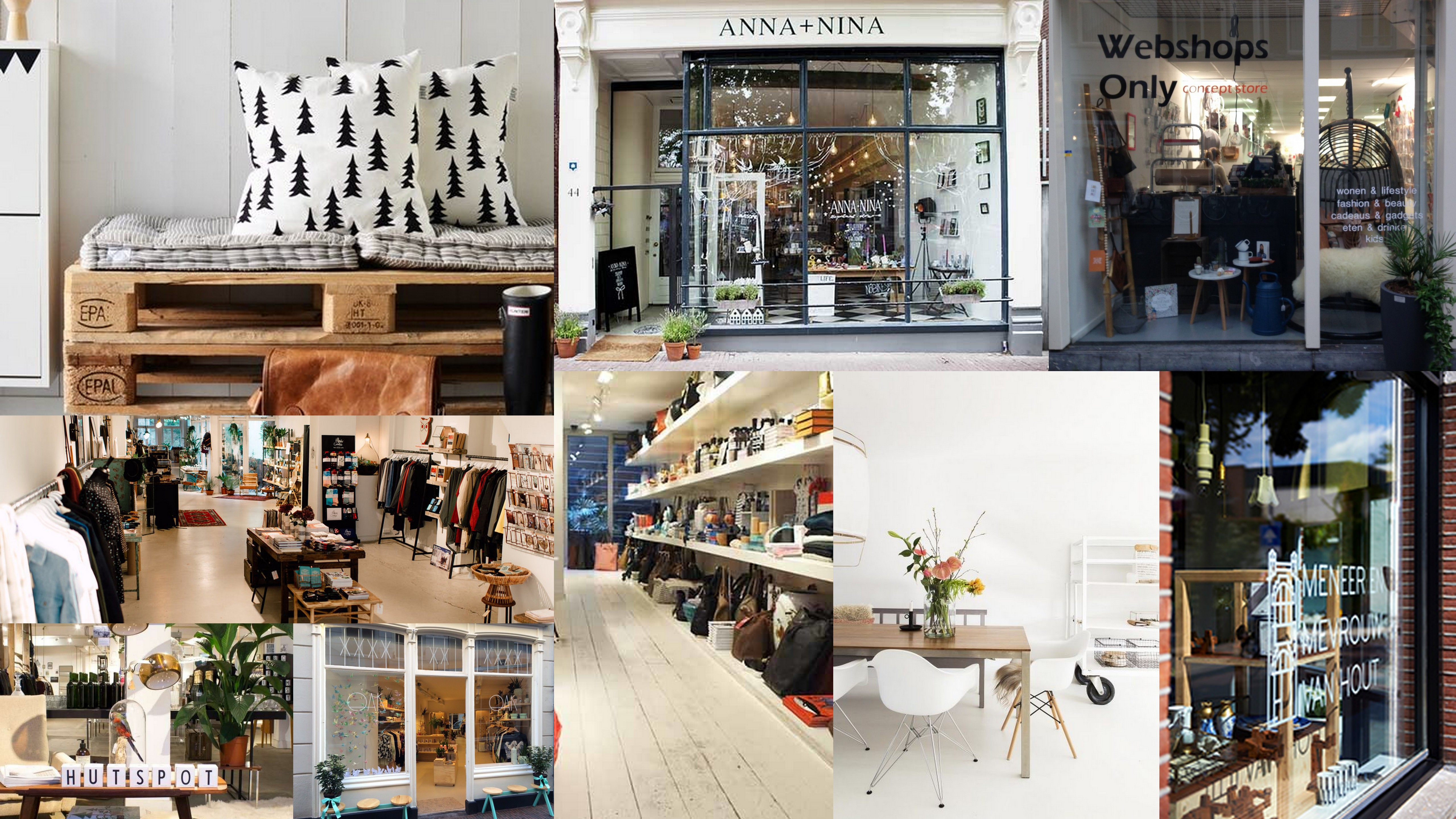 collage concept stores