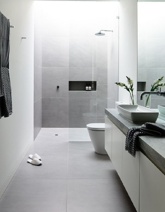Verbazingwekkend De mooiste badkamers in Scandinavisch design | Furnlovers.nl ZP-03