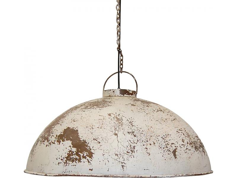 trademark-living-grote-hanglamp-wit