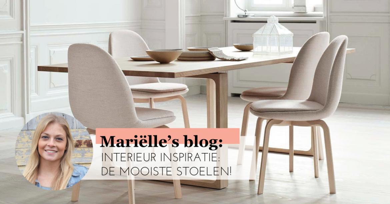 Interieur inspiratie de mooiste stoelen furnlovers