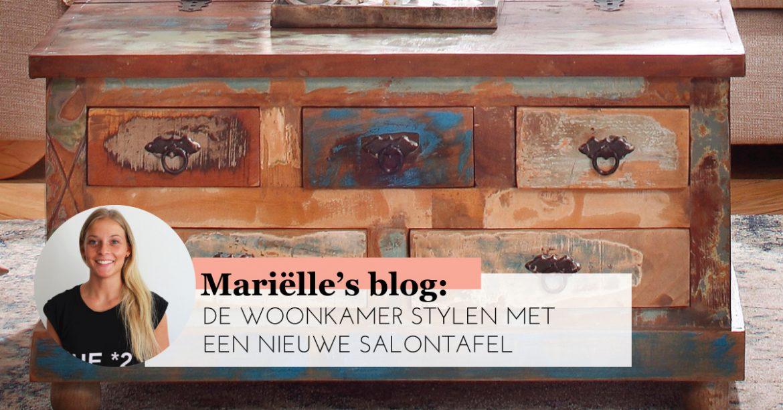 De Woonkamer Stylen Met Een Nieuwe Salontafel Furnlovers Nl