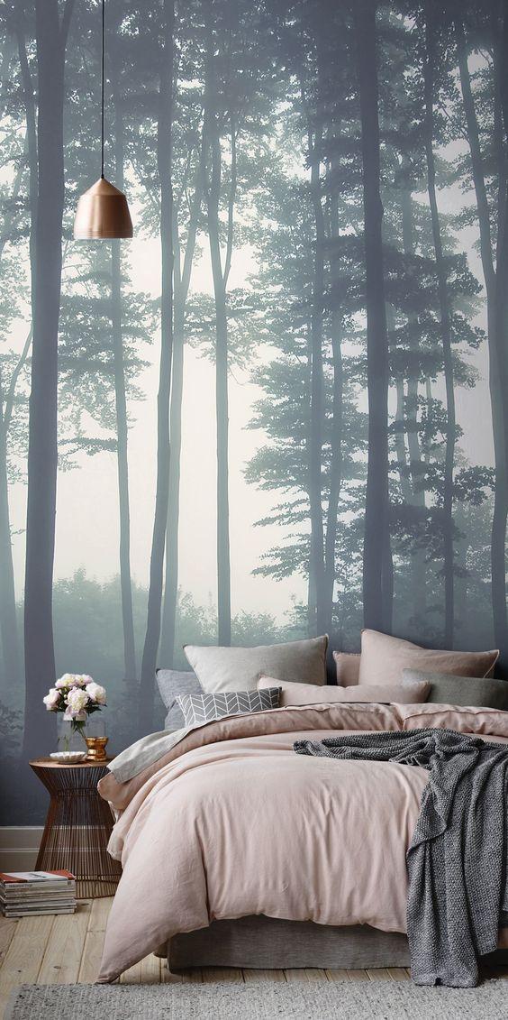 Uniek behang