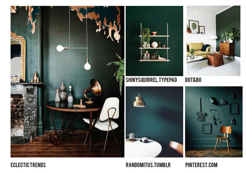 Groen in je interieur furnlovers