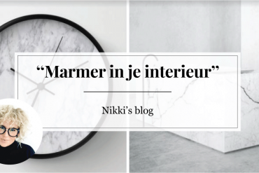 Marmer in je interieur