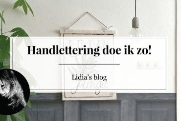 Lidia's blog