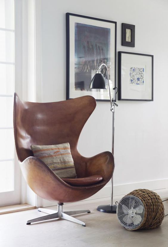 Mooie Egg Chair.Egg Chairs Bij Cavel Design Furnlovers Nl