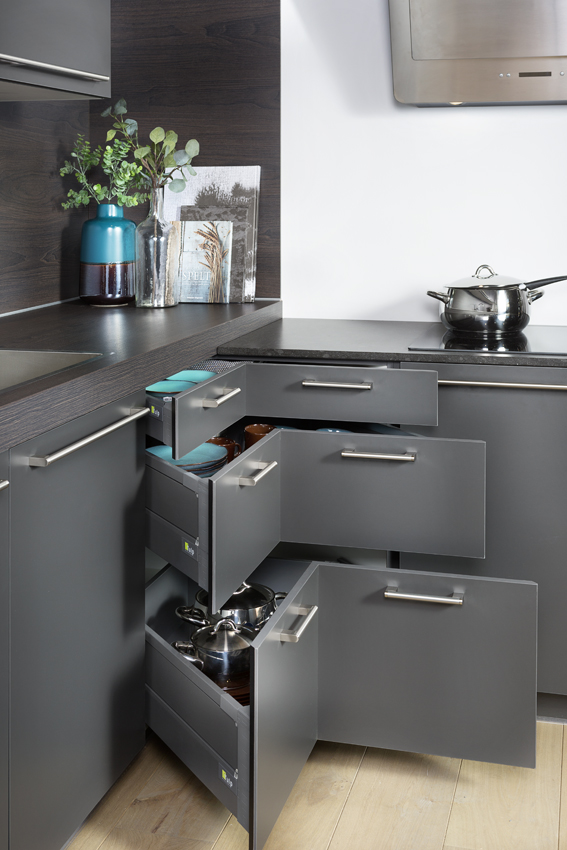 Ongekend Verschillende keukenopstellingen van Tulp keukens | Furnlovers.nl YM-58