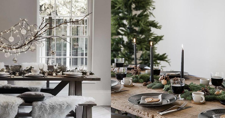 Feestdagen Kersttafel Aankleden : De kersttafel furnlovers.nl