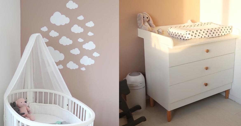 Rolgordijn Babykamer Inspiratie : Het resultaat van de babykamer furnlovers